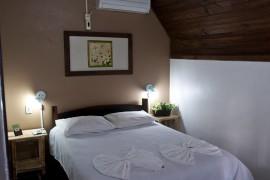 Cabana Interna com cama extra