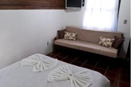Cabana Interna com sofa fechado